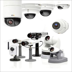 Axis-IP-cameras-reseau